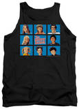 Tank Top: Brady Bunch - Framed Tank Top