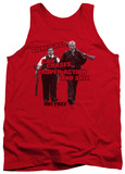Tank Top: Hot Fuzz - Day's Work Tank Top