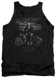 Tank Top: James Dean - Rebel Rider Tank Top