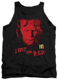 Tank Top: Hellboy II - I Bet On Red T-shirts