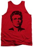 Tank Top: James Dean - Dean T-shirts