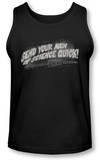 Tank Top: Invasion of the Body Snatchers - Men Of Science T-shirts