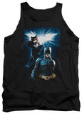 Tank Top: Dark Knight Rises - Bat & Cat Tank Top