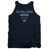 Tank Top: Eureka - Tesla School Tank Top