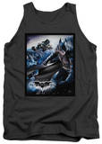 Tank Top: Dark Knight Rises - Batwing Rises Tank Top