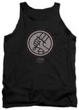 Tank Top: Hellboy II - Mignola Style Logo T-shirts