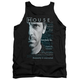 Tank Top: House - Houseisms Tank Top
