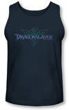 Tank Top: Dragonslayer - Crest Shirts