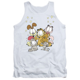 Tank Top: Garfield - Friends Are Best Tank Top