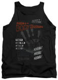 Tank Top: Invasion Of The Body Snatcher - Run Poster Tank Top