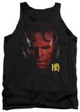 Tank Top: Hellboy II - Hellboy Head T-Shirt