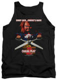 Tank Top: Childs Play 2 - Chuckys Back Tank Top