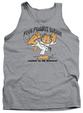 Tank Top: Garfield - Foot Fungus Karate Tank Top