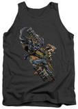 Tank Top: Dark Knight Rises - Attack Tank Top