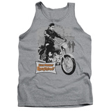 Tank Top: Elvis Presley - Roustabout Poster Tank Top