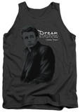 Tank Top: James Dean - Trench Tank Top