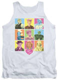 Tank Top: I Love Lucy - So Many Faces Tank Top