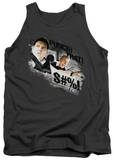 Tank Top: Hot Fuzz - Punch That Shirt