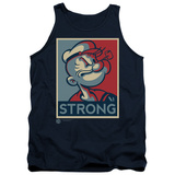 Tank Top: Popeye - Strong Tank Top