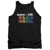 Tank Top: Queer As Folk - Cast Tank Top