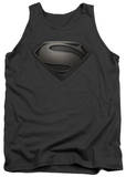 Tank Top: Man Of Steel - MoS Desaturated Tank Top