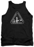 Tank Top: Star Trek - White Academy Logo Tank Top