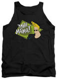 Tank Top: Johnny Bravo - Oohh Mama Tank Top