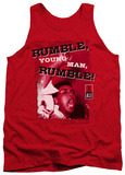Tank Top: Muhammad Ali - Rumble Tank Top