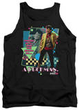 Tank Top: Pretty In Pink - A Duckman Shirt