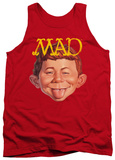Tank Top: Mad Magazine - Absolutely Mad Tank Top