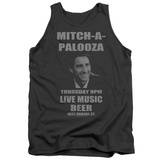 Tank Top: Old School - Mitchapalooza Tank Top
