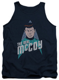 Tank Top: Star Trek - The Real Mccoy Tank Top