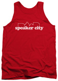 Tank Top: Old School - Speaker City Logo Tank Top