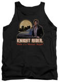 Tank Top: Knight Rider - Full Moon Tank Top