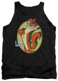 Tank Top: I Am Weasel - Weasel Tank Top