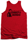 Tank Top: Happy Days - Correct A Mundo Tank Top