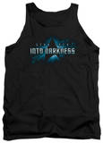 Tank Top: Star Trek Into Darkness - Into Darkness Logo Tank Top