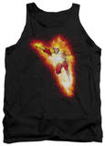 Tank Top: Justice League - Firestorm Blaze Tank Top
