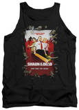 Tank Top: Shaun Of The Dead - Poster Tank Top