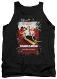 Tank Top: Shaun Of The Dead - Poster T-Shirt