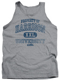 Tank Top: Old School - Property Of Harrison Tank Top