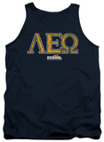 Tank Top: Old School - Leo Tank Top