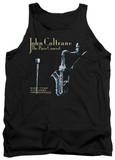 Tank Top: John Coltane - Paris Coltrane T-Shirt