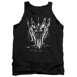 Tank Top: Lord Of The Rings - Big Sauron Head T-shirts