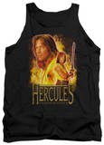 Tank Top: Hercules - On Fire Shirt