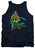 Tank Top: Martian Manhunter - Martian Manhunter Tank Top