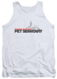Tank Top: Pet Sematary - Logo Tank Top