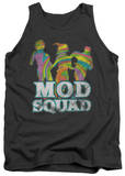 Tank Top: Mod Squad - Mod Squad Run Groovy Tank Top