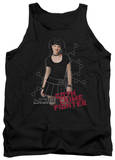 Tank Top: NCIS - Goth Crime Fighter Tank Top