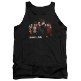 Tank Top: Queer As Folk - Title Tank Top